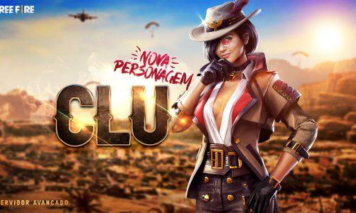 Новый персонаж CLU