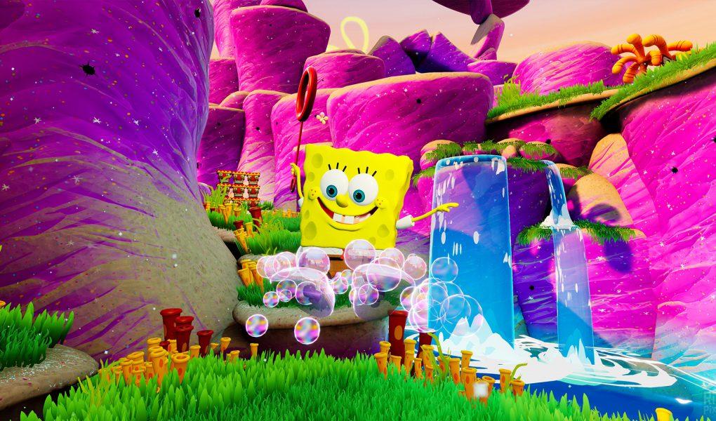 SpongeBob SquarePants: Battle for Bikini Bottom — Rehydrated